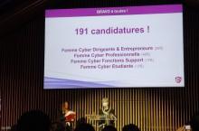 Le Cefsys décerne ses trophées de la Femme Cyber