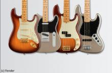 Fender optimise sa production avec de l'IoT et de l'IA