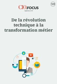 De la révolution technique à la transformation métier