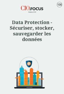 Data Protection - Sécuriser, stocker, sauvegarder les données
