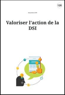 Valoriser l'action de la DSI
