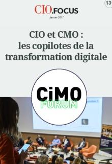 CIO et CMO : les copilotes de la transformation digitale