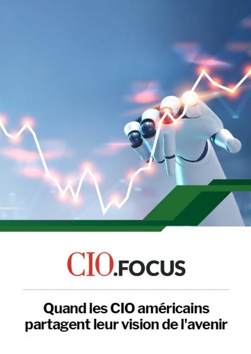 Quand les CIO américains partagent leur vision de l'avenir