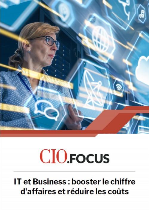 IT et Business : booster le chiffre d'affaires et réduire les coûts