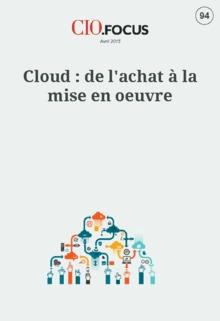 Cloud : de l'achat à la mise en oeuvre