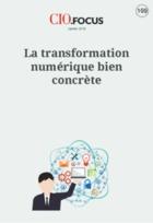 La transformation numérique bien concrète