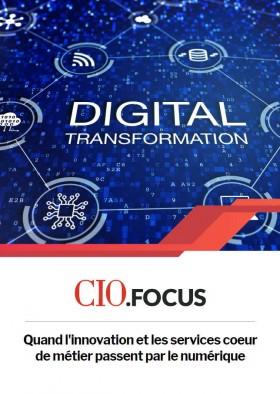 Quand l'innovation et les services coeur de métier passent par le numérique