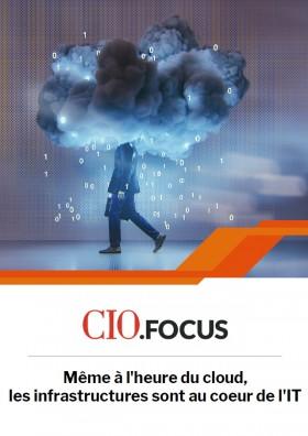 Même à l'heure du cloud, les infrastructures sont au coeur de l'IT