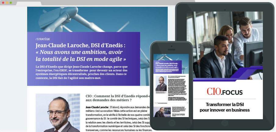 Transformer la DSI pour innover en business