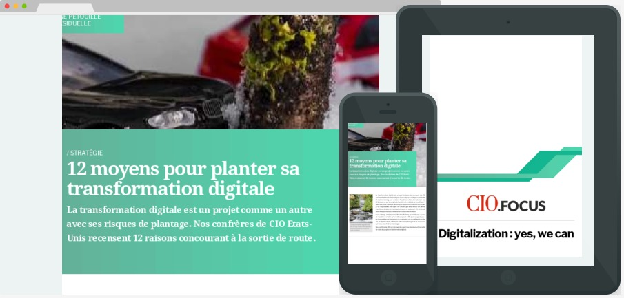 Digitalization : yes, we can