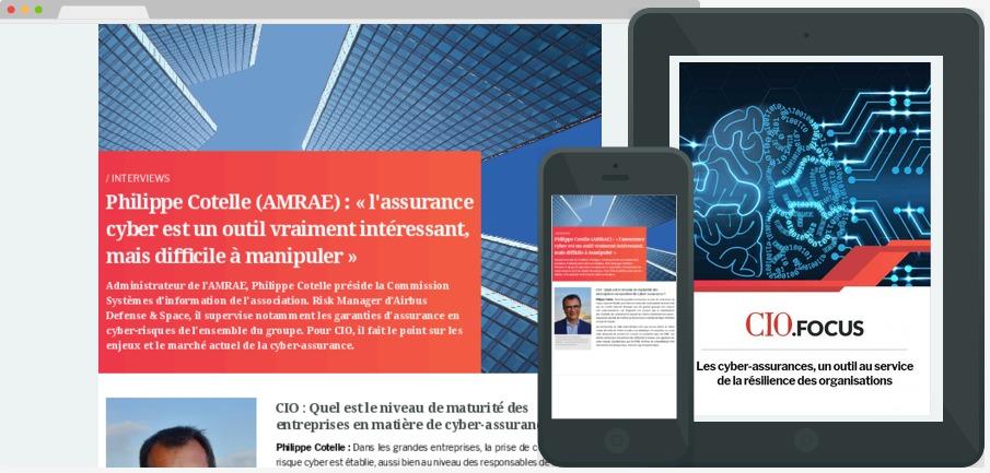 Les cyber-assurances, un outil au service de la résilience des organisations