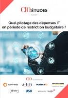 Quel pilotage des dépenses IT en période de restriction budgétaire ?