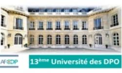 Université AFCDP des DPO