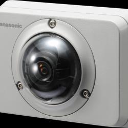 La caméra Panasonic WV-SW115 scrute les installations extérieures et à risque - Panasonic WV-SW115 - Panasonic
