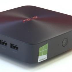 VivoMini UN42 : Un barebone de Mini-PC low-cost signé Asus - VivoMini UN42 - Asus