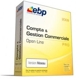 Compta & Gestion Commerciale Open Line PRO - Compta & Gestion Commerciale Open Line PRO - EBP