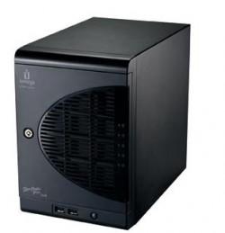 Iomega Storcenter Pro ix4-100 : Un NAS polyvalent pour particuliers et TPE - Storcenter Pro ix4-100 - Iomega