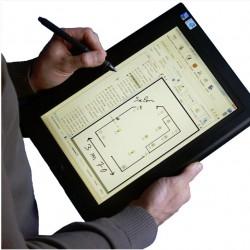 Un bureau mobile sur tablette pour le SAV, les chantiers et les devis - Bureau mobile Mobil'Outils - Mobil'Outils