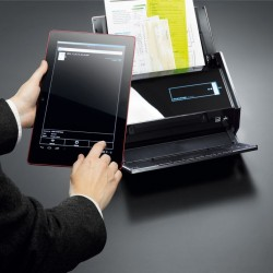 Numériser vers des terminaux mobiles - ScanSnap iX500 - Fujitsu