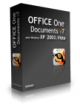 GED : Office One Documents se met au classement automatisé - Office One Documents v7.5