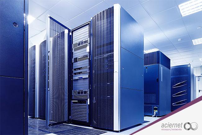 Comment simplifier l'interconnexion des réseaux dans les datacenters ?