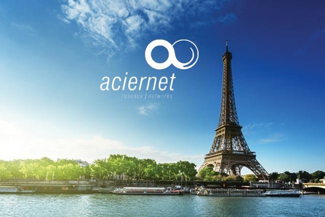 Aciernet va ouvrir un second NOC à Paris