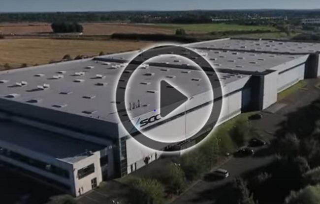 Lieusaint SCC - 1er Centre industriel d'intégration en France