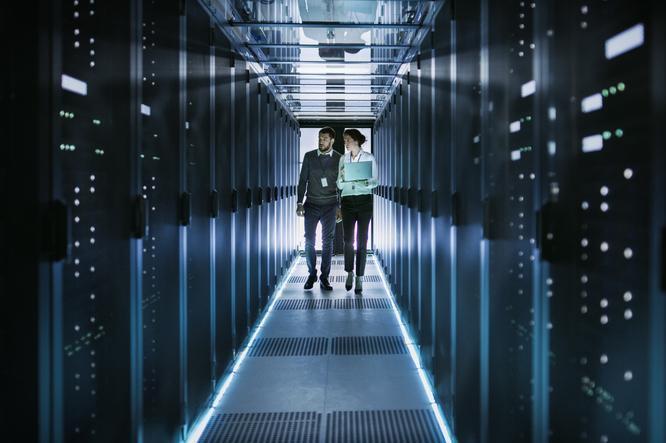Accompagnons les entreprises dans la transformation de leur datacenter !