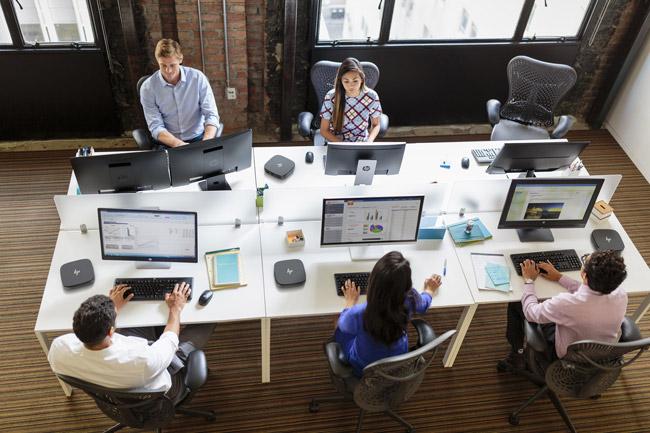 HP, un partenaire de confiance pour Accenture dans le Digital Workplace