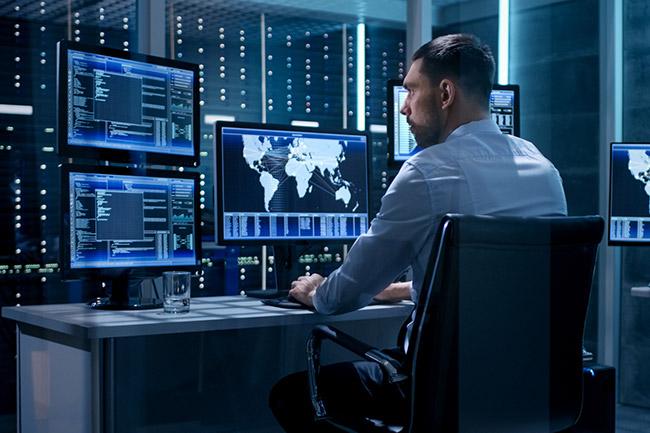 Cybersécurité : la fin de la politique de <br/>l'Autruche ? Entretien avec le CEO de Lockself