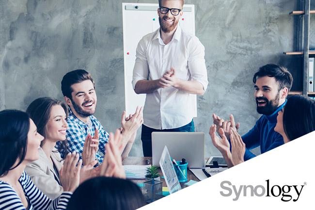 Synology, l'histoire d'une réussite