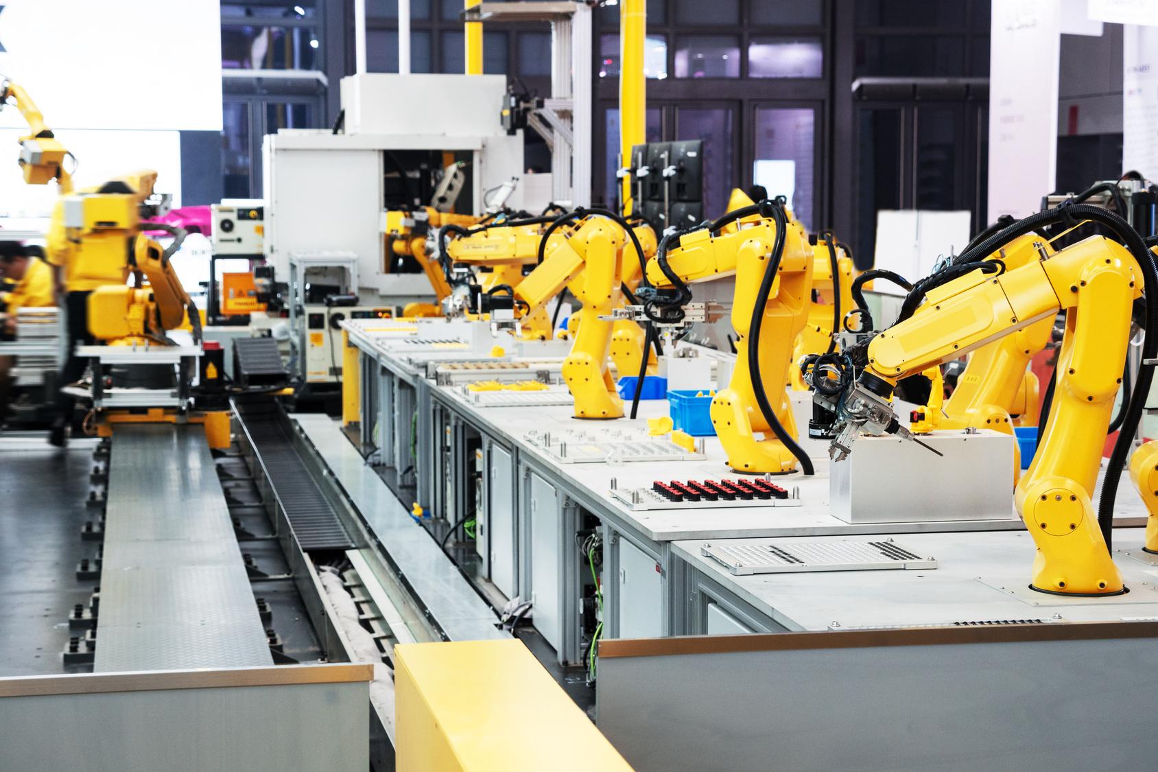 Avis d'expert : Industrie 4.0 : quelle sécurité pour les environnements de production ?