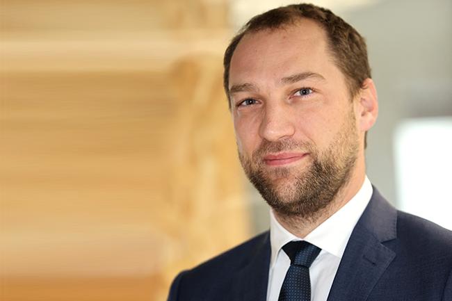 Directeur de l'activité Infogérance au sein du Groupe Sigma, François Tiers
