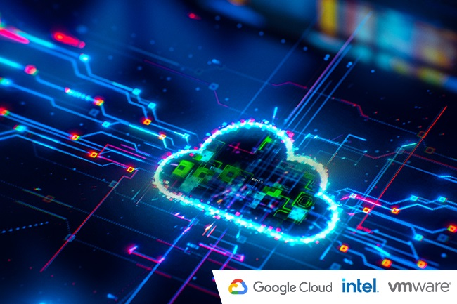 Tirer parti du cloud hybride sans refonte ni réécriture des applications : le pari du trio Google Cloud, Intel et VMware