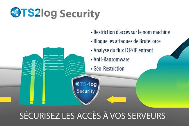 TS2log : Une solution d'accès distant idéale pour le télétravail