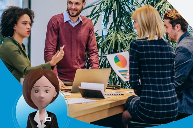 L'assistant virtuel de NICE au service des employés : dépasser l'automatisation «classique»