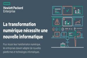 La transformation numérique nécessite une nouvelle informatique