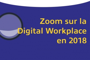 Infographie : Zoom sur la Digital Workplace en 2018