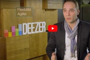 D�ploiement d'un r�seau Wi-Fi � l'international chez Deezer