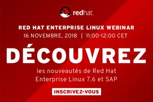 Red Hat Enterprise Linux vous accompagne dans la fondation de votre cloud hybride