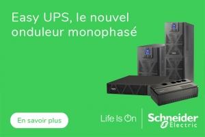 Easy UPS 3S, la gamme d'onduleur facile à configurer