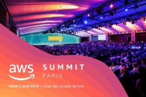 Participez à la plus grande conférence du Cloud AWS en France !