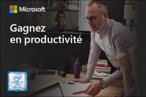 Gagnez en productivité