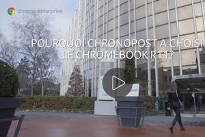 Le Chromebook R11 d'Acer choisi par Chronopost pour équiper sa force de vente