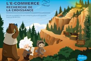 L'e-commerce et la recherche de la croissance