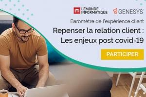 Baromètre de la Relation Client : Les enjeux post covid-19