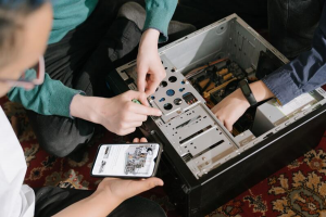 Comment r�parer un ordinateur d�fectueux ?