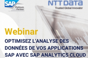 Optimiser le pilotage des données RH et Finance avec SAP Analytics combiné aux solutions SuccessFactors et Concur