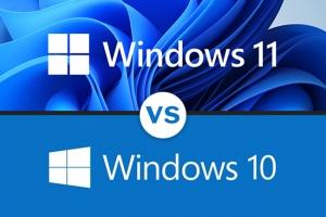 Windows 11 arrive, vive Windows 10 !