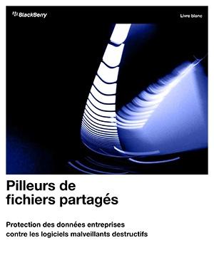 Pilleurs de fichiers partagés : Protection des données entreprises contre les logiciels malveillants destructifs.